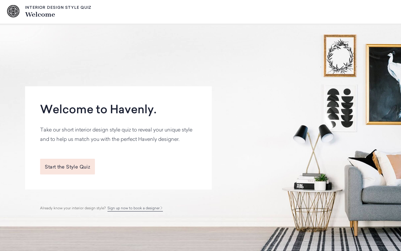 Exceptionnel Interior Design Style Quiz   Whatu0027s Your Decorating Style? | Havenly