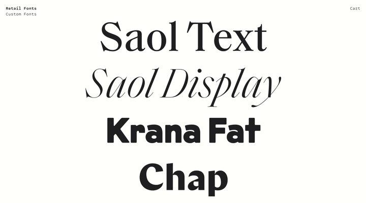 Saol Display – Schick Toikka   Hypershoot
