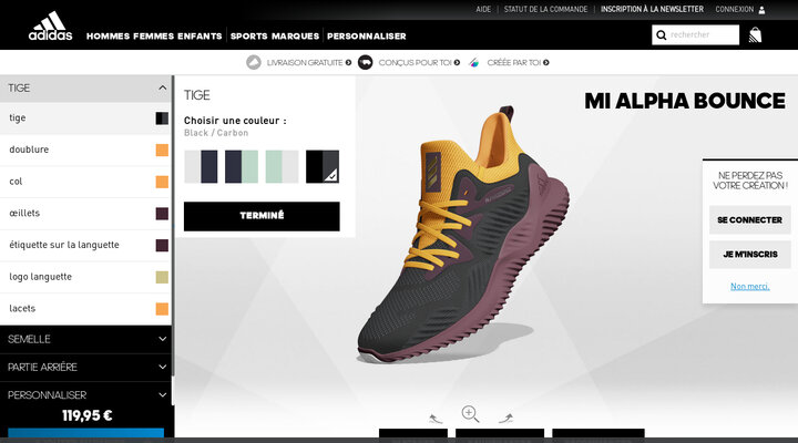 adidas nmd scarpe adidas francia hypershoot