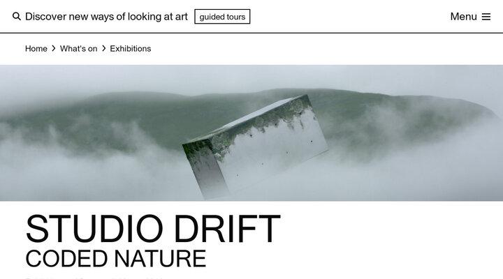 Afbeeldingsresultaat voor studio drift stedelijk