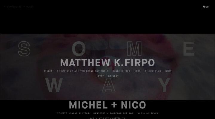 Screenshot of Glitchparis