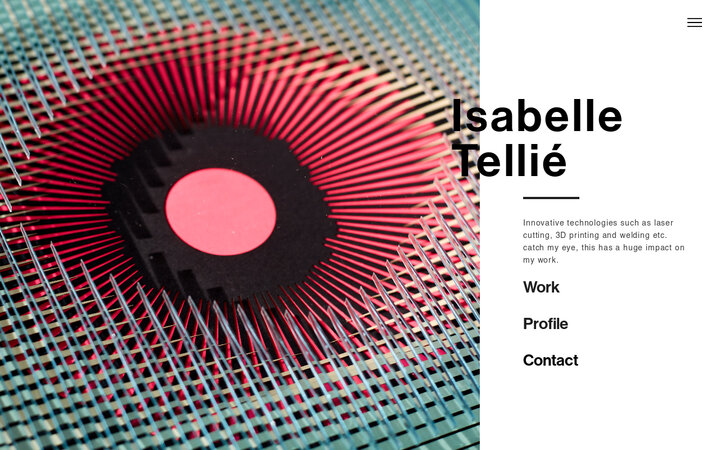 Screenshot of Isabelletellie